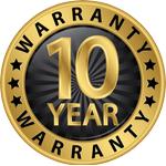 Gwarancja Bluewater Cleone - 10 lat oznacza najwyższą jakość.