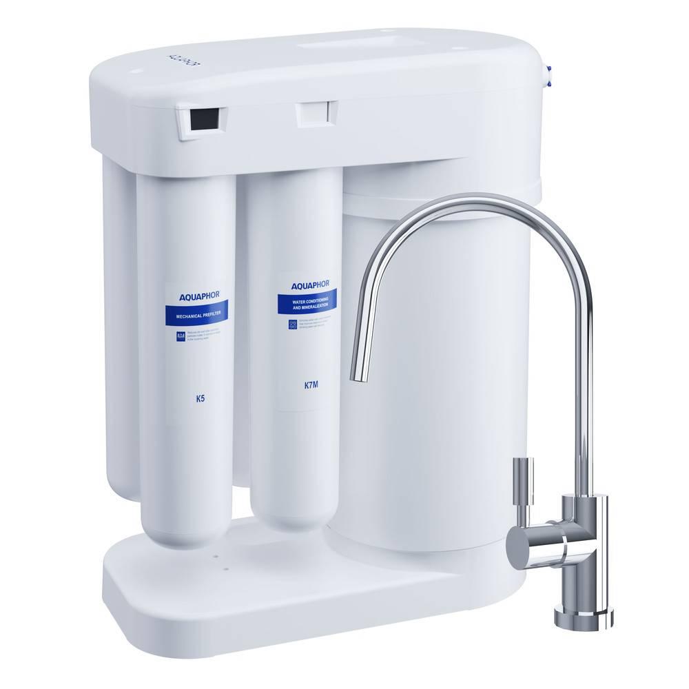 Aquaphor Morion 101S - filtr do wody, odwrócona osmoza